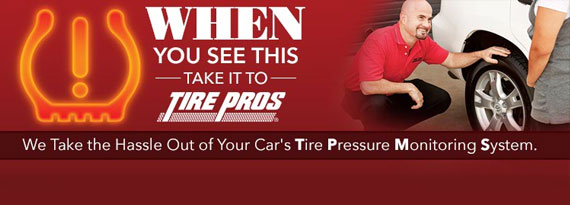 TPMS - Tire Pros Will Help